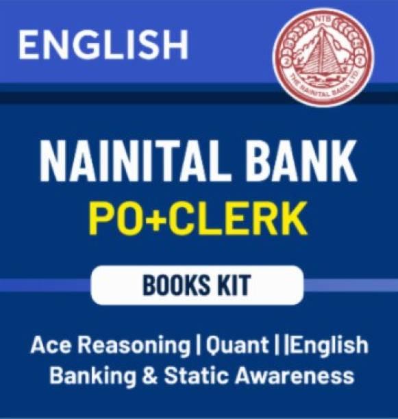 Nainital Bank PO & Clerk 2021 Books For Nainital Bank in English Printed Edition Adda247