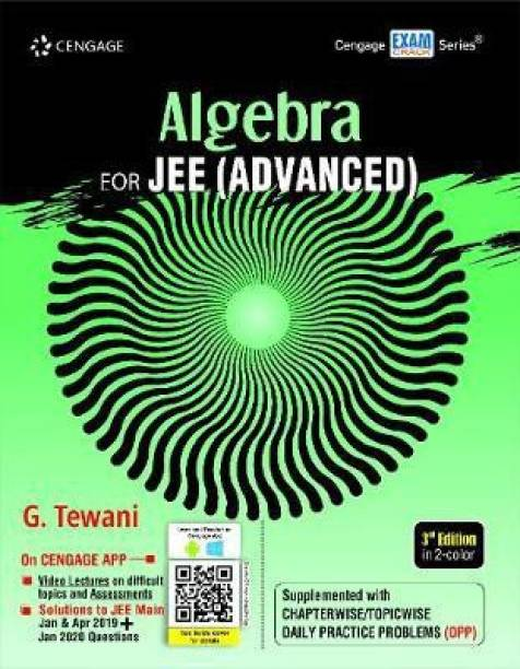 Algebra for JEE (Advanced) - For JEE (Advanced) 3 Edition