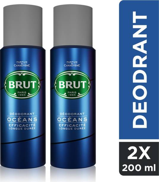 BRUT Oceans Deodorant Spray For Men Deodorant Spray  -  For Men