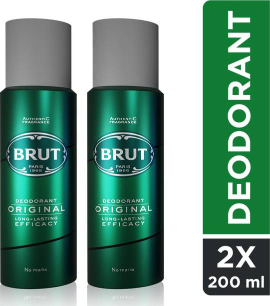 BRUT Original Deodorant Spray for Men Deodorant Spray  -  For Men