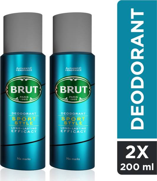 BRUT Sport Style Deodorant Spray For Men Deodorant Spray  -  For Men