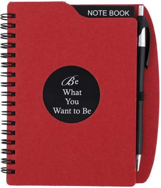 Family store Diary B6 Note Pad Ruled 160 Pages