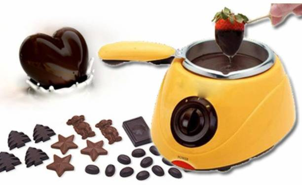 AVADHI FASHION ELECRIC CHOCOLATE MAKER ROUND ELECTRIC PAN Round Electric Pan