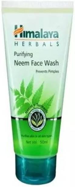 HIMALAYA Neem face wash 50 ml Face Wash