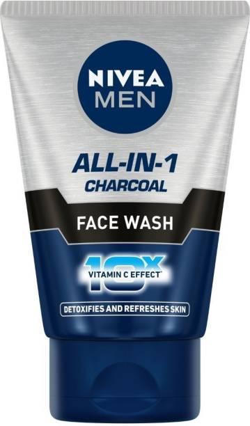 NIVEA Men All In 1 Face Wash