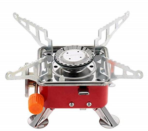 MegaDeal Stainless Steel Manual Gas Stove