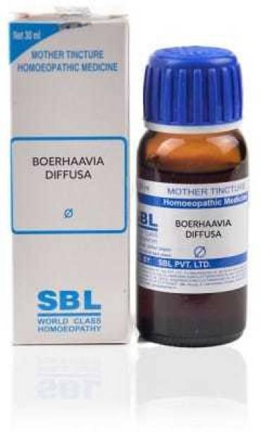SBL Boerhaavia Diffusa Q Mother Tincture