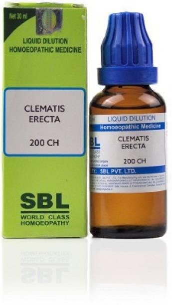 SBL Clematis Erecta 200CH Liquid