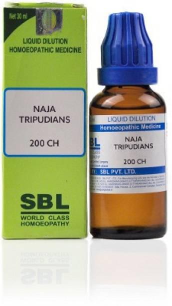 SBL Naja Tripudians 200ch Liquid