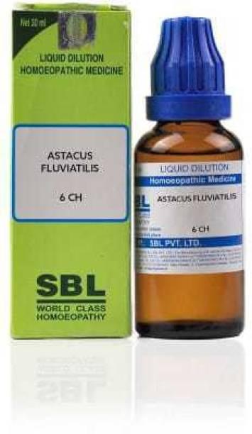 SBL Astacus Fluviatilis 6CH Liquid