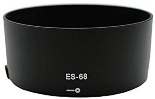 Digicare lens Hood, ES-68 Mount LensHood for Canon EF 50mm F/1.8 STM Lens as L-HOODES68  Lens Hood