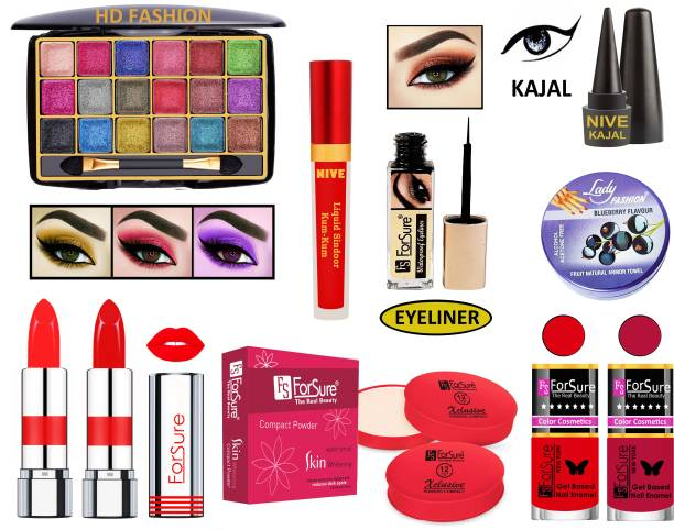 Forsure New Arrivals Highly Pigmented Premium Makeup Kit GST1070