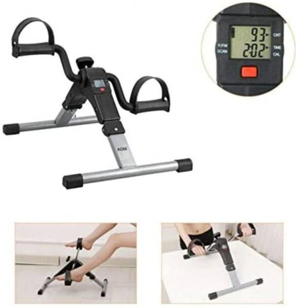Yatri sons Digital Portable Foot Hand Pedal Exerciser Cycle for Home Gym Fitness Weight Loss Mini Pedal Exerciser Cycle