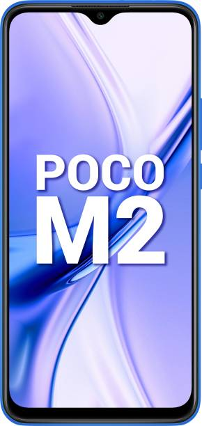 POCO M2 (Slate Blue, 64 GB)