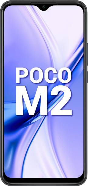 POCO M2 (Pitch Black, 64 GB)