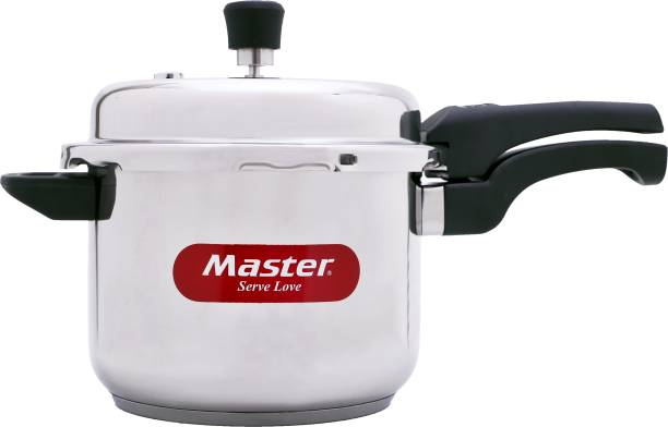 Master by Master Smart Premium 5 L Induction Bottom Pressure Cooker