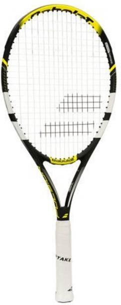 BABOLAT PULSION PRO GRIP 2 Black, Yellow Strung Tennis Racquet