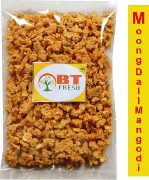 BT Fresh Premium Quality Moong Mangodi Dal |500g 500 g