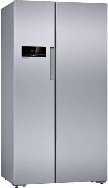 BOSCH 604 L Frost Free Side by Side Refrigerator