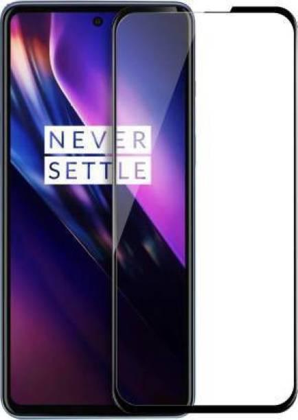 Flipkart SmartBuy Edge To Edge Tempered Glass for OnePlus NORD