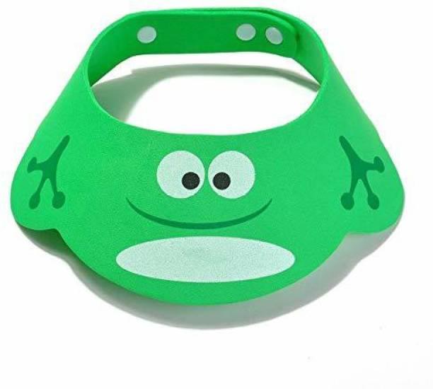 SYGA Baby Bath Shower Cap Cartoon Design(Green)