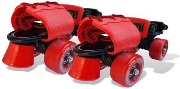 Adrenex by Flipkart Drift 100RD Quad Roller Skates - Size 1-7 UK