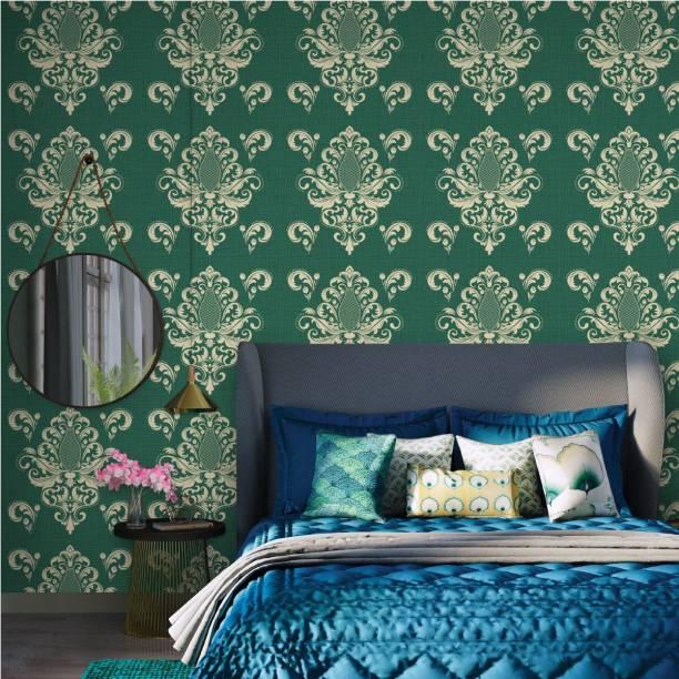 ASIAN PAINTS Large EzyCR8 P&S Classic Victorian_Green Textures