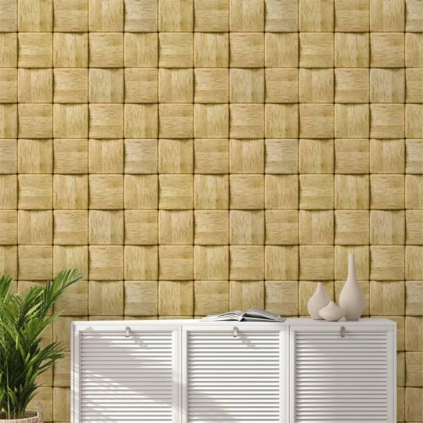 ASIAN PAINTS Large EzyCR8 P&S 3D Wooden Pattern