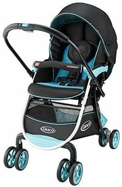 GRACO Citi Next Stroller   Super Lightweight Folding Pushchair   Forward & Backward Facing   Breathable Cushioned Seat Stroller