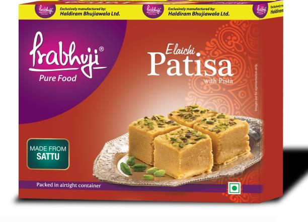 PRABHUJI PURE FOOD ELAICHI PATISA Box