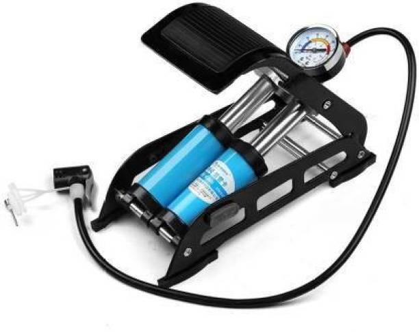 Worivo 120 psi Tyre Air Pump for Car & Bike