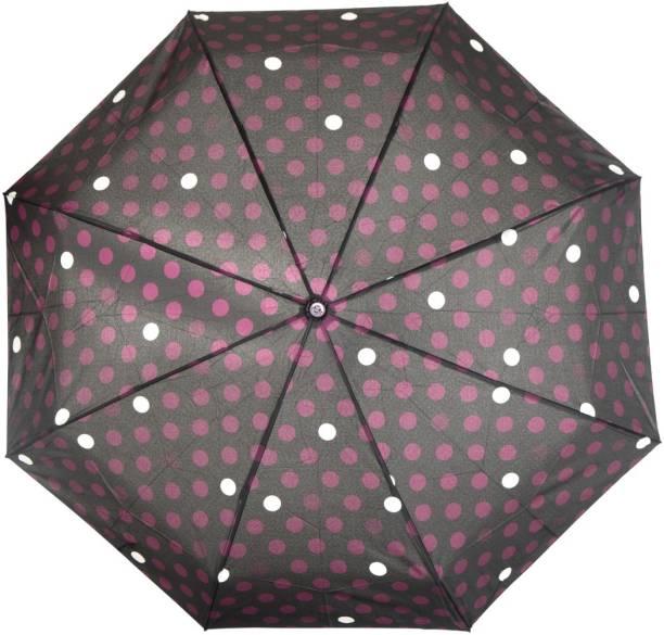 Emblazon Aluminium Alloy Very Light Weight Five Fold Umbrella