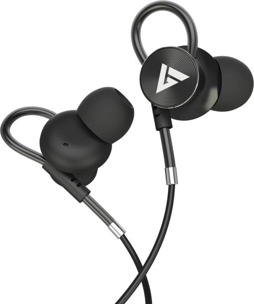Boult Audio BassBuds Loop Wired Headset