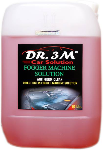 dr.3m FOGGER MACHINE SOLUTION  (ANTI GERM CLEAN) 10ltr.