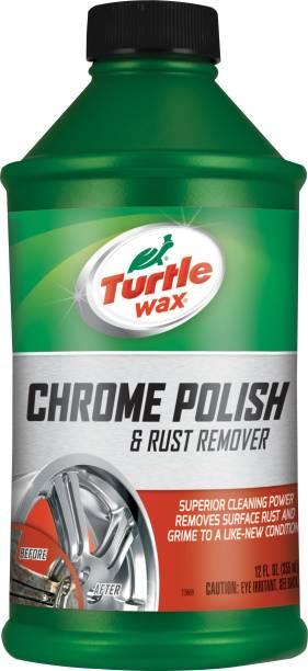Turtle Wax Liquid Car Polish for Metal Parts