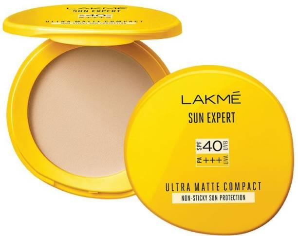 Lakmé Sun Expert Ultra Matte SPF 40 PA+++ Compact