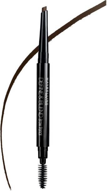 MAYBELLINE NEW YORK Define & Blend Brow Pencil - Grey Brown