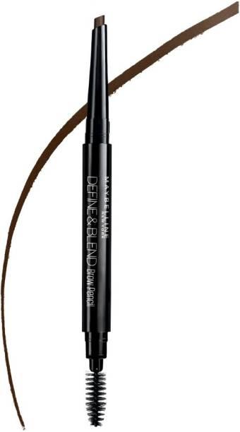 MAYBELLINE NEW YORK Define & Blend Brow Pencil - Natural Brown