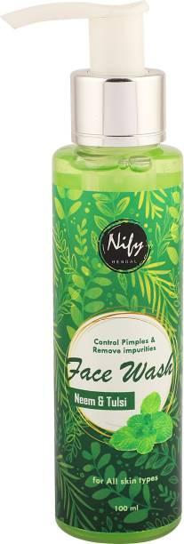 nify herbal neem tulsi facewash Face Wash
