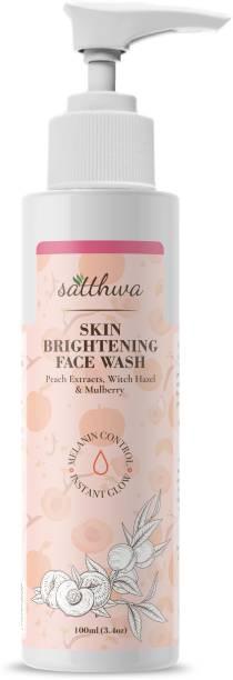 Satthwa Skin Brightening  Face Wash