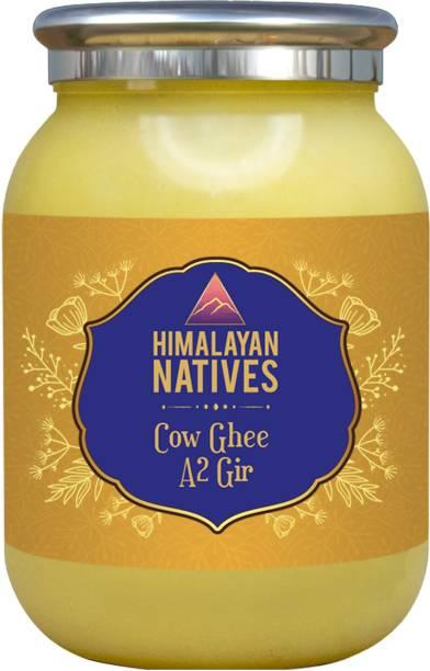 Himalayan Natives 100% natural A2 gir Cow Ghee Ghee 250 ml Plastic Bottle