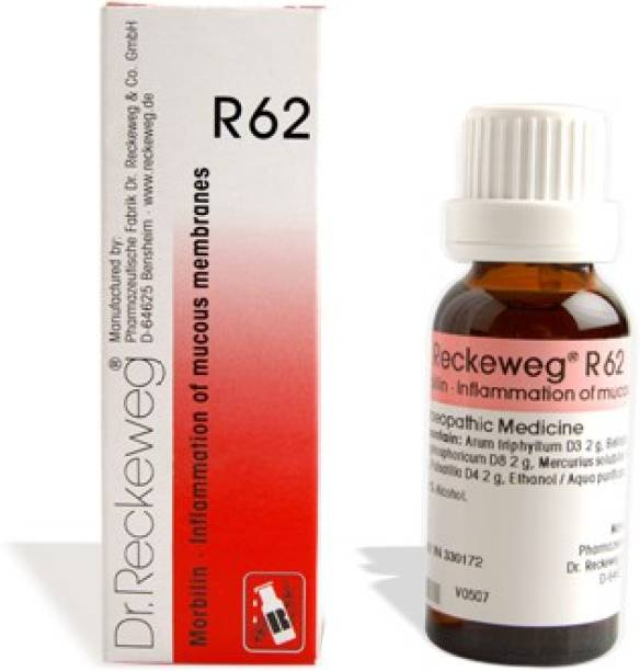 Dr. Reckeweg R62-Mucous Membranes Drops