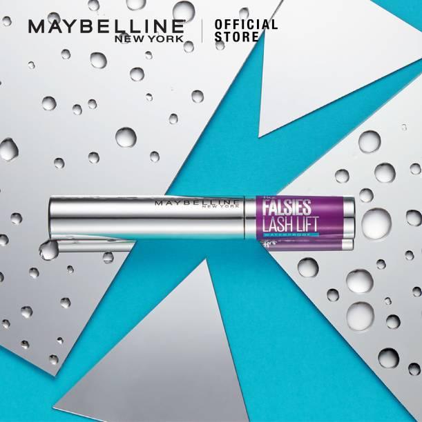 MAYBELLINE NEW YORK Lash Lift Mascara 8.6 ml
