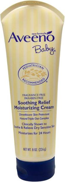 Aveeno Baby Soothing Relief Moisturizing Cream - 226g (8oz)