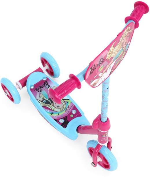 BARBIE Bring On The Day 3Wheel Scooter