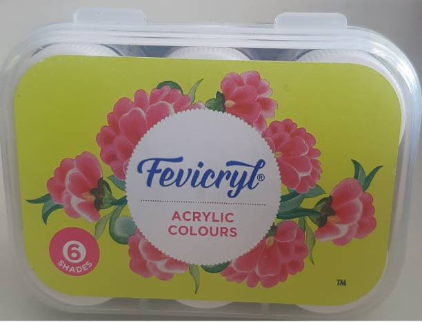 Pidilite Acrylic Lilac kit(6 shade)