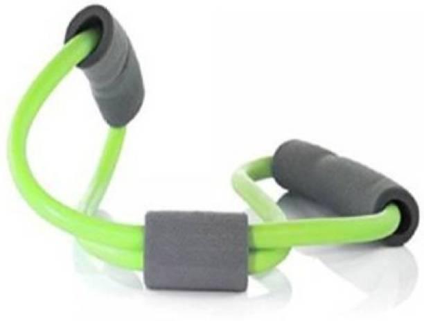 BORIS 8 Figure Resistance Tube For Workout(MultiColor). Resistance Tube