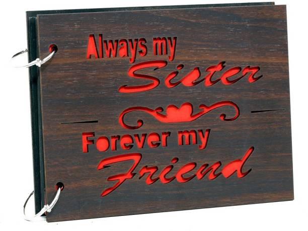 Whichwood Always My Sister Forever My Friend Wooden Album Album