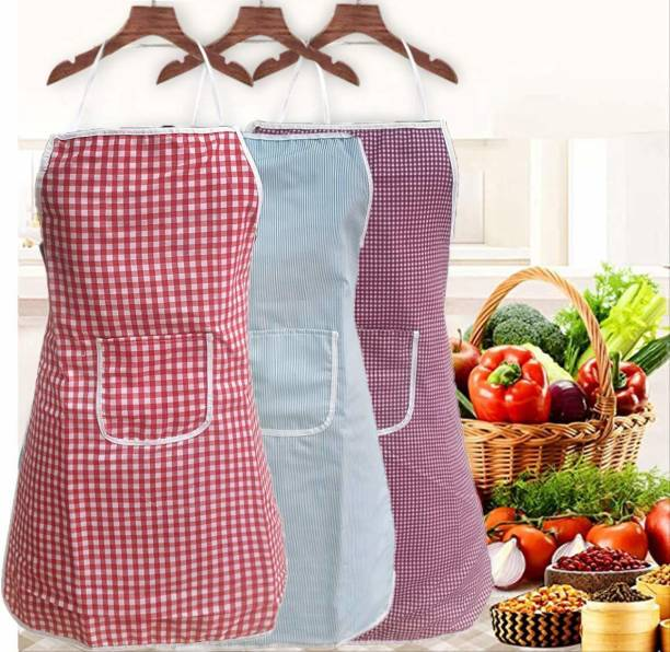 Saraf Cotton Chef's Apron - Free Size