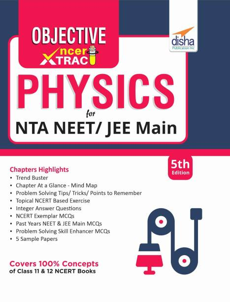 Objective NCERT Xtract Physics for NEET/ JEE Main 5th Edition